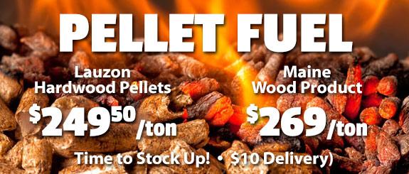 pellet fuel